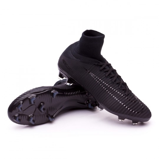 Chaussure  Nike Mercurial Superfly V ACC FG Black