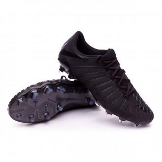 Chuteira  Nike Hypervenom Phantom III ACC FG Black
