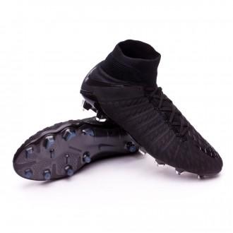 Chuteira  Nike Hypervenom Phantom III ACC DF FG Black