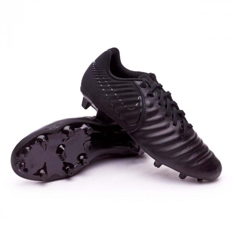 cae5eb5b45c3 Boot Nike Tiempo Ligera IV FG Black - Leaked soccer