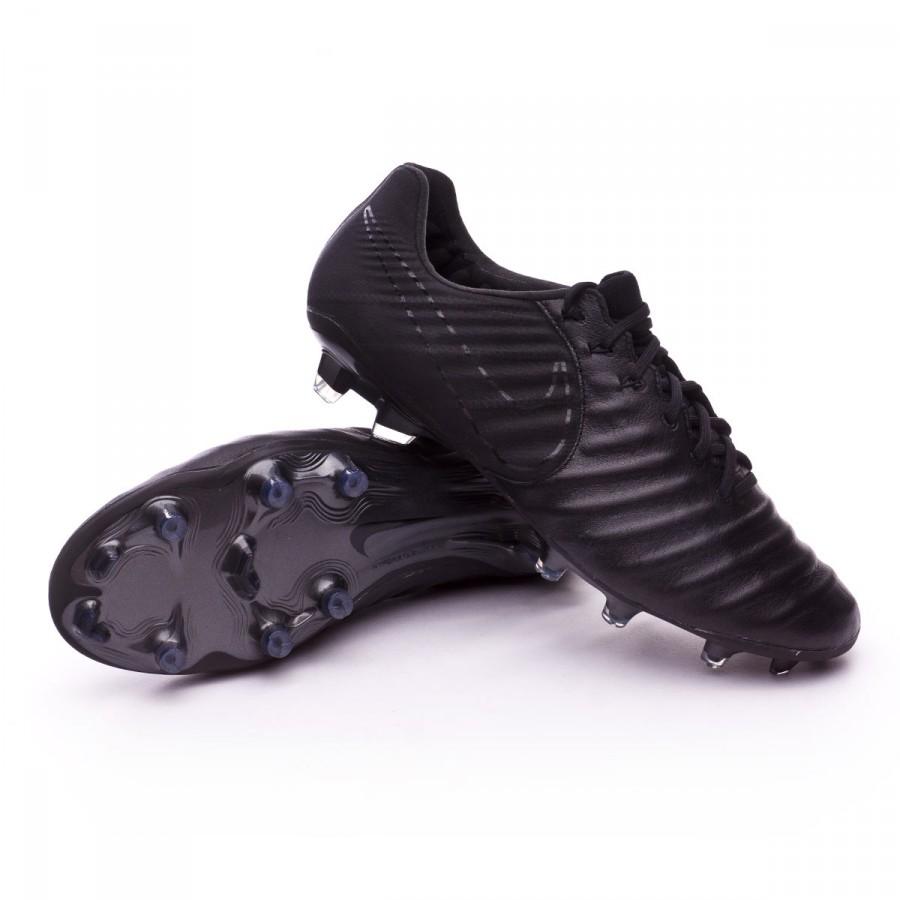 ea58ebf8e7c1 Football Boots Nike Tiempo Legend VII ACC FG Black - Football store ...