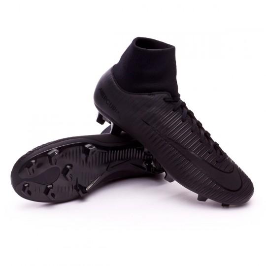 100% authentic 7de62 50276 Boot Nike Mercurial Victory VI DF FG Black - Football store Fútbol Emotion