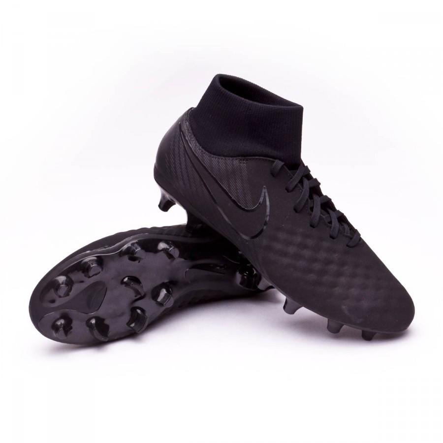 32e6c2143455 Football Boots Nike Magista Onda II DF FG Black - Football store ...