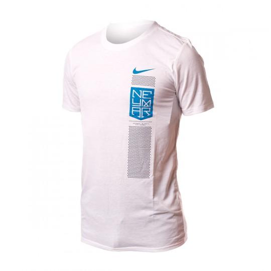 Camisola  Nike Neymar Jr Dry White