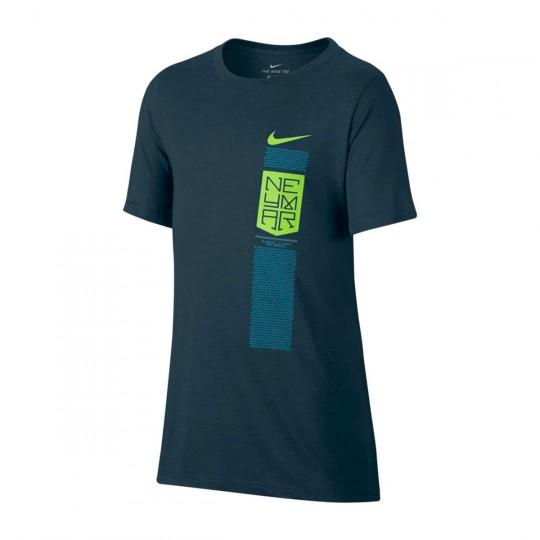 Camisola  Nike Neymar Jr Dry Armory navy