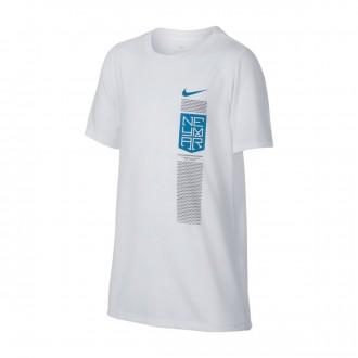 Camiseta  Nike Neymar White