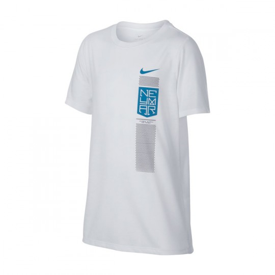 Camisola  Nike Jr Neymar Jr White