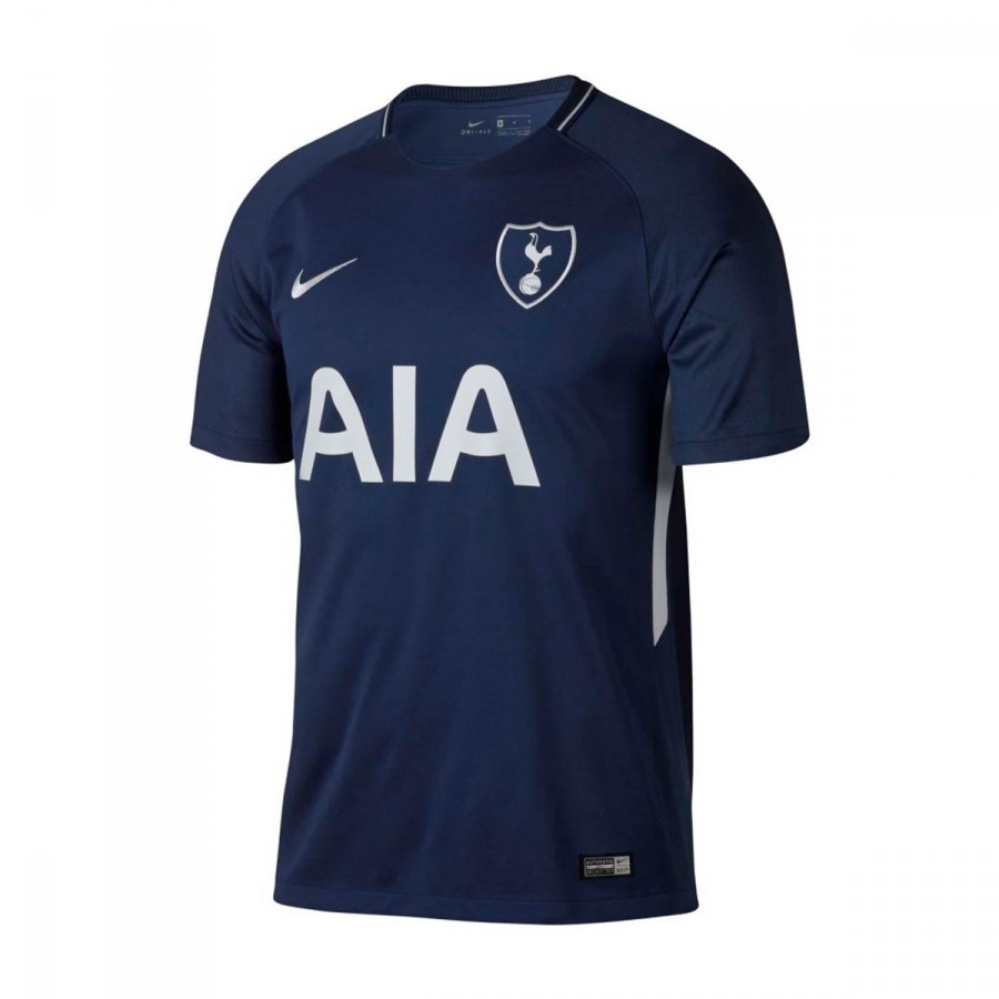 db611c39a29b6 Camisola Nike Tottenham Stadium SS Alternativo 2017-2018 Binary blue ...