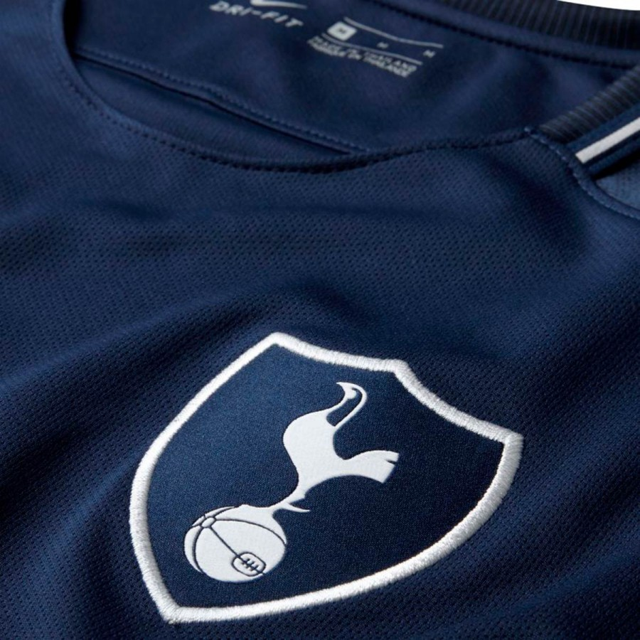 03ad4e2dad7de Camisola Nike Tottenham Stadium SS Alternativo 2017-2018 Binary blue-White  - Loja de futebol Fútbol Emotion