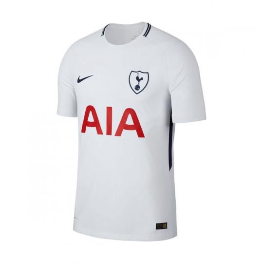 Camiseta  Nike Tottenham Vapor Match Primera Equipación 2017-2018 White-Binary blue