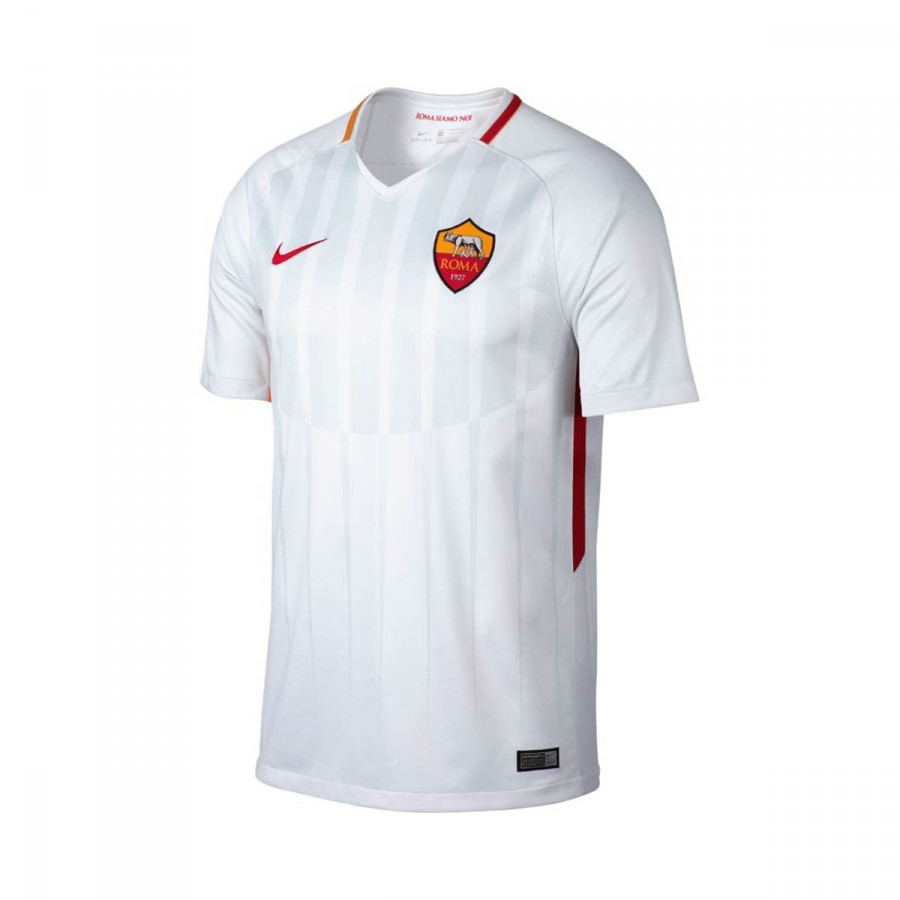 outlet store fcf1e f28f2 Nike AS Roma Stadium SS Away 2017-2018 Jersey