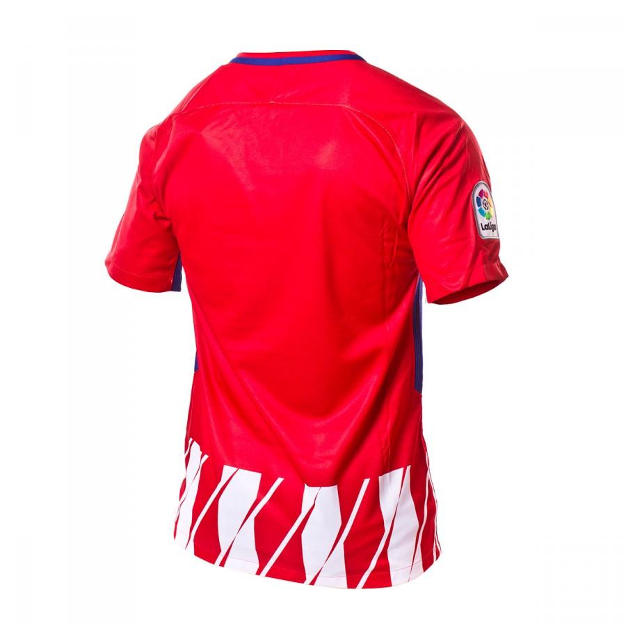 Camiseta Nike Atlético de Madrid Stadium SS Primera Equipación 2017 ...