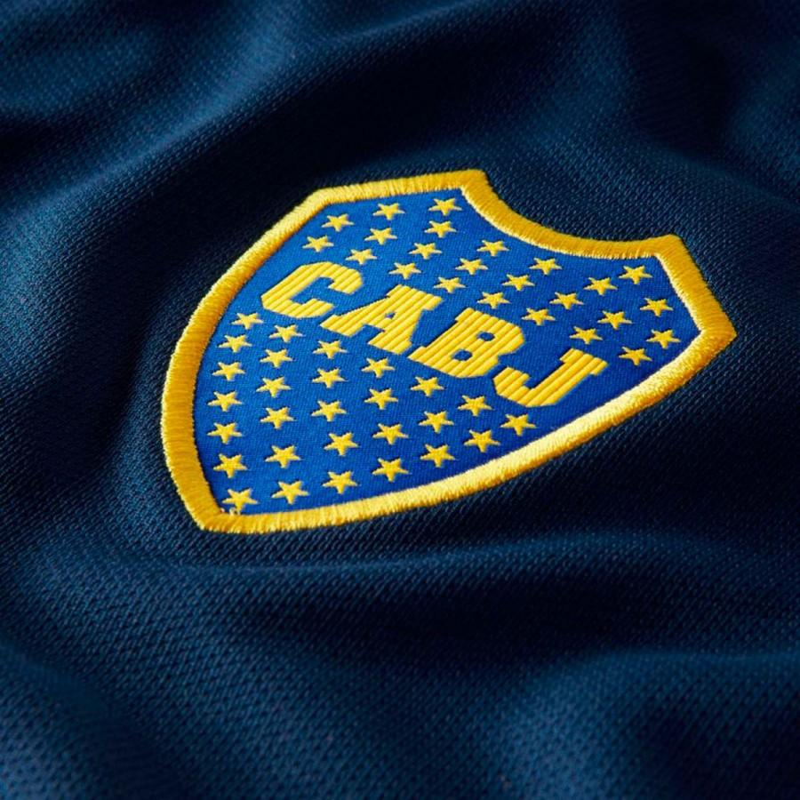 ... Camiseta Boca Juniors Stadium SS Primera Equipación 2017-2018 Brave  blue-Tour yellow. Categorías de la Camiseta 4b45dea1d4179