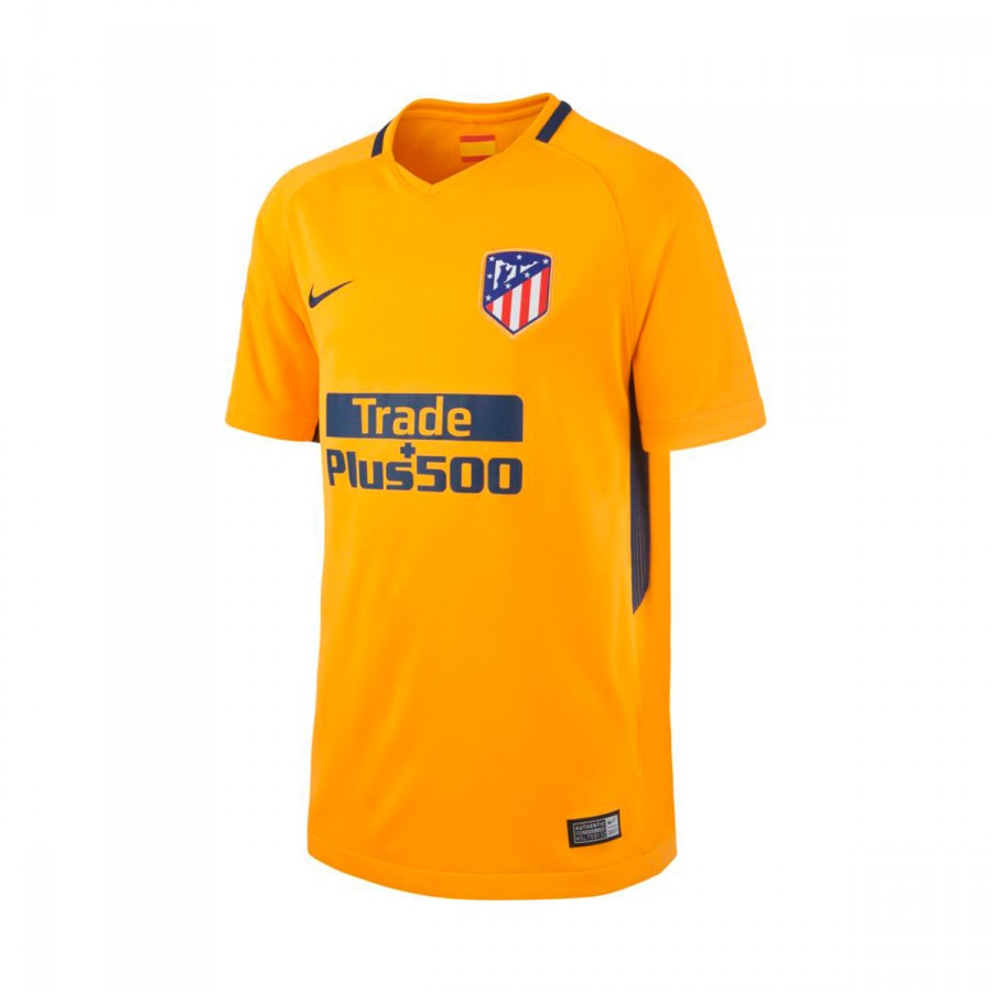 Jersey Nike Kids Atlético de Madrid Stadium SS Away 2017-2018 ... 0f56cd4c74d8a