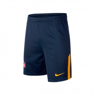 Calções  Nike Jr Atlético de Madrid Stadium Home/Away 2017-2018 Midnight navy-University gold