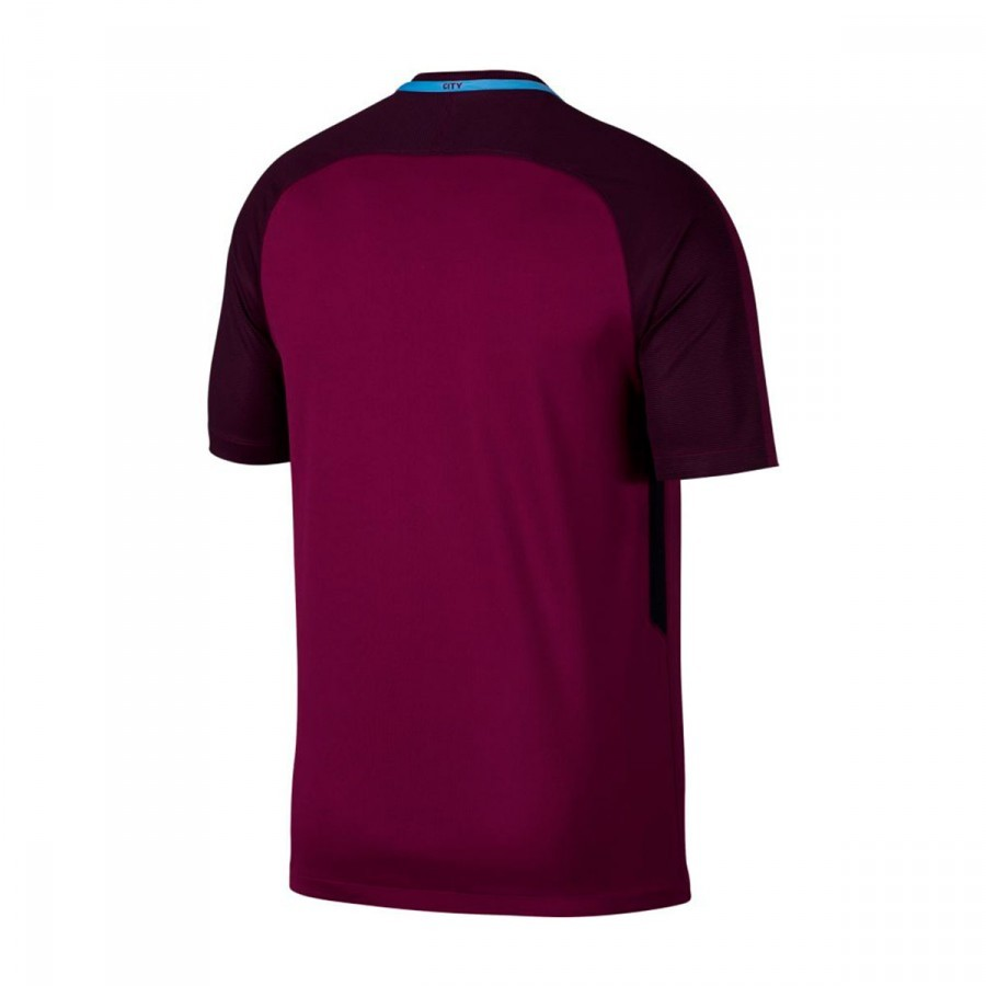 Camiseta Nike Manchester City FC Stadium SS Segunda Equipación 2017 ... 5411faf256cd7