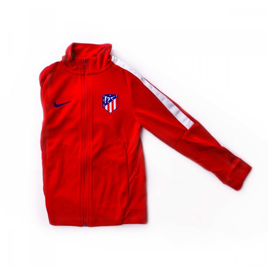 0c940744d9c2d Chaqueta Nike Atlético de Madrid NSW 2017-2018 Niño Sport red-White-Deep  royal blue - Tienda de fútbol Fútbol Emotion