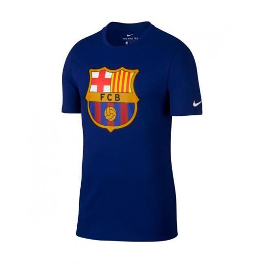 Camiseta  Nike FC Barcelona Evergreen 2017-2018 Deep royal blue