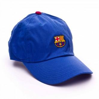 Gorra Nike FC Barcelona 2018-2019 Niño Deep royal blue-Noble red