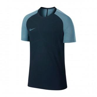 Camisola  Nike Aeroswift Strike Football Armory navy