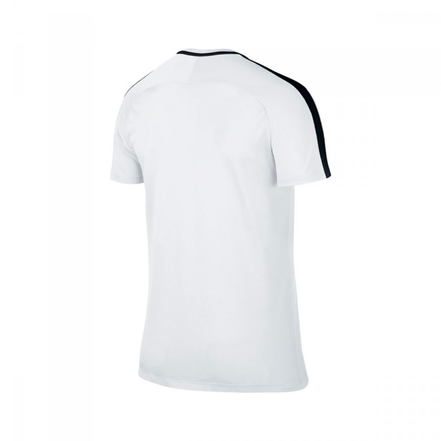 Deformar recuerdos Ennegrecer  Jersey Nike Dry Academy Football White-Black - Football store Fútbol Emotion