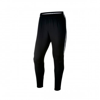 Pantalon  Nike Dry Squad Football Black-White