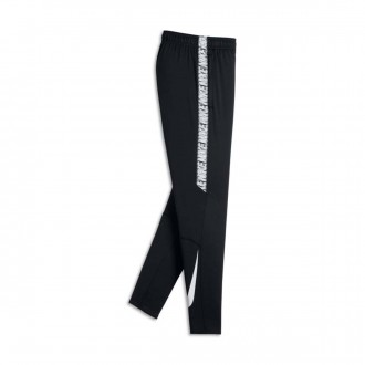Pantalon  Nike Dry Squad Football eNFANT Black-White