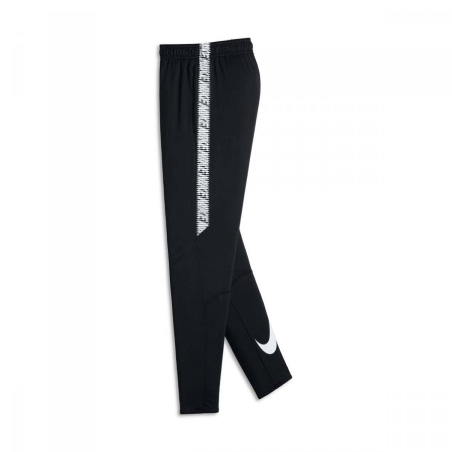 106259e01a8c6 Pantalón largo Nike Dry Squad Football Niño Black-White - Tienda de fútbol  Fútbol Emotion