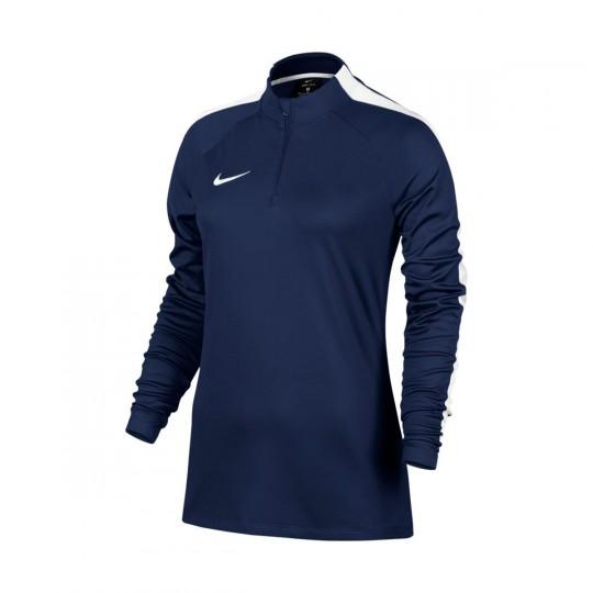 Camiseta  Nike Academy Football Mujer Binary blue-White