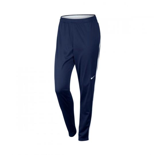 Calças  Nike Academy Football Mujer Binary blue-White