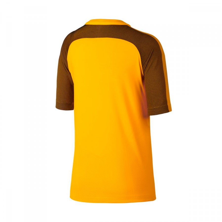 43d74b61d4bd2 Camiseta Nike Aeroswift Strike Football Niño Laser orange- Light laser  orange-Black - Tienda de fútbol Fútbol Emotion