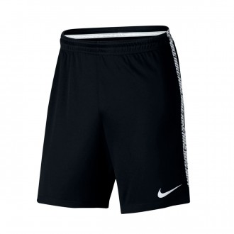 Short  Nike Dry Squad Football Black-White