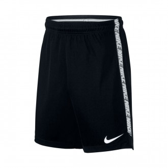 Short  Nike Jr Squad Football Black-White