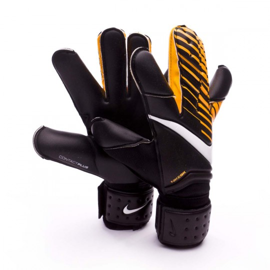 Glove  Nike Vapor Grip 3 Black-Laser orange-White