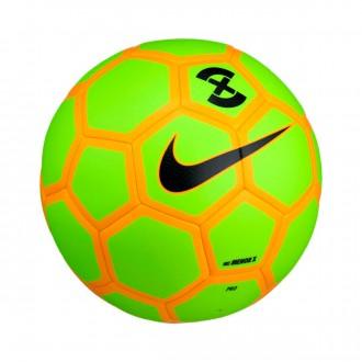 Bola de Futebol  Nike Menor FootballX Volt-Laser orange-Black