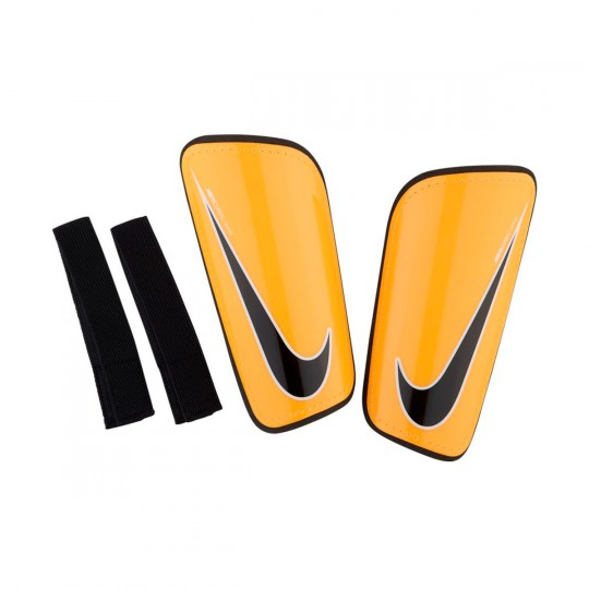 Caneleira  Nike Mercurial Hardshell Laser orange-Black