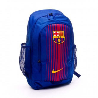 Mochila  Nike FC Barcelona Stadium 2017-2018 Deep royal-University gold