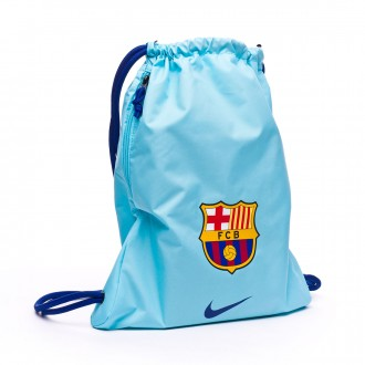 Bolsa  Nike Gymsack FC Barcelona Stadium 2017-2018 Polarized blue-Deep royal blue