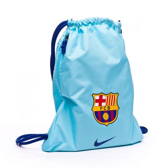 Bolsa  Nike Gymsack FC Barcelona Stadium 2017-2018 Polarized blue-Deep royal blue