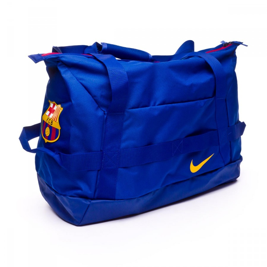 2e1596a1e Bolsa Nike FC Barcelona Stadium Football 2017-2018 Deep royal-University  gold - Tienda de fútbol Fútbol Emotion
