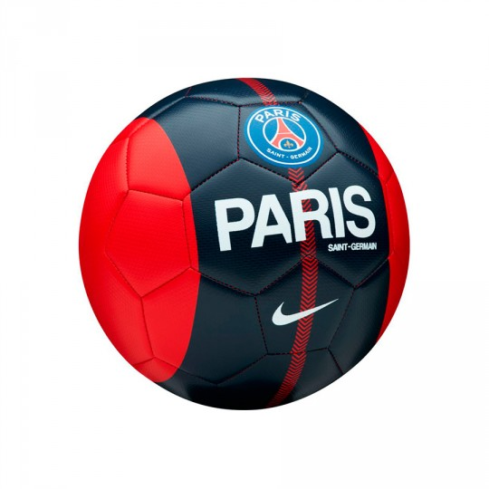 79ab9662b5338 Ball Nike Paris Saint-Germain Prestige 2017-2018 Binary blue-University  red-White - Football store Fútbol Emotion