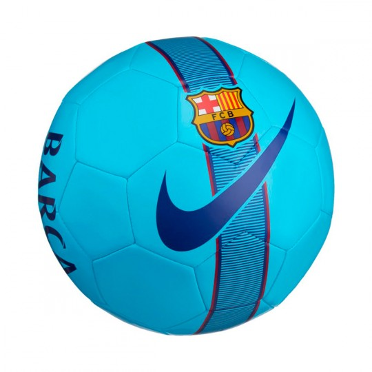 Balón  Nike FC Barcelona Supporters 2017-2018 Polarized blue-Noble red-Deep royal blue