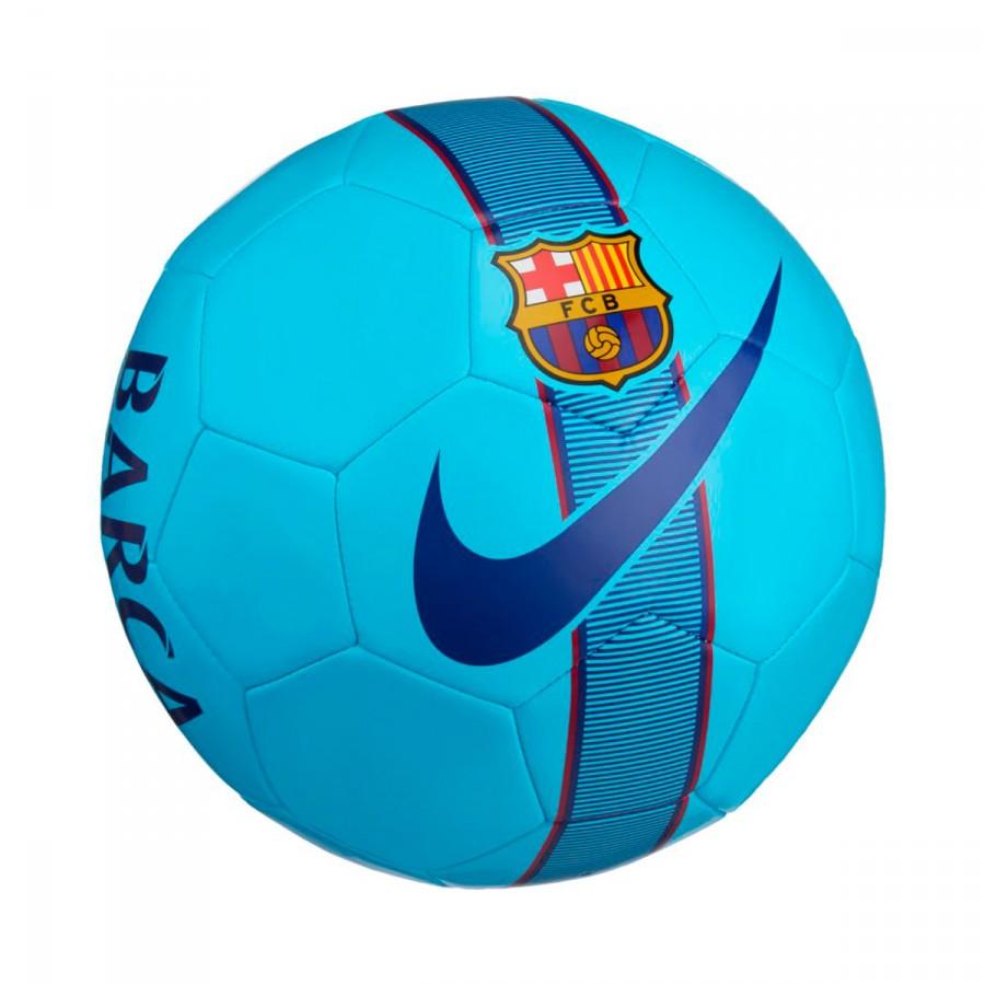 Balón Nike FC Barcelona Supporters 2017-2018 Polarized blue-Noble red-Deep  royal blue - Soloporteros es ahora Fútbol Emotion 5967e1d96093b
