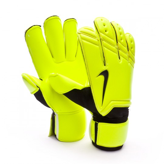 Guanti  Nike Gunn Cut Official Competition Volt-Black