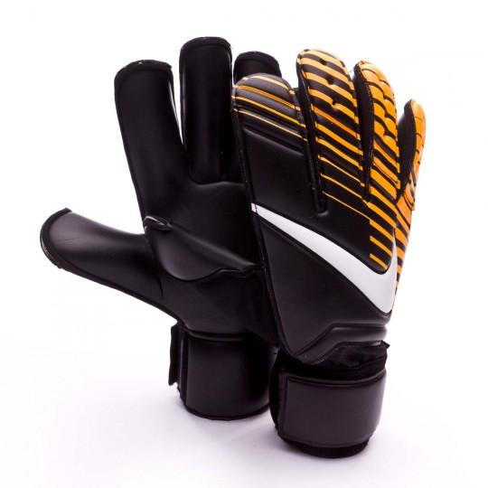 Glove  Nike Gunn Cut Black-Laser orange-White