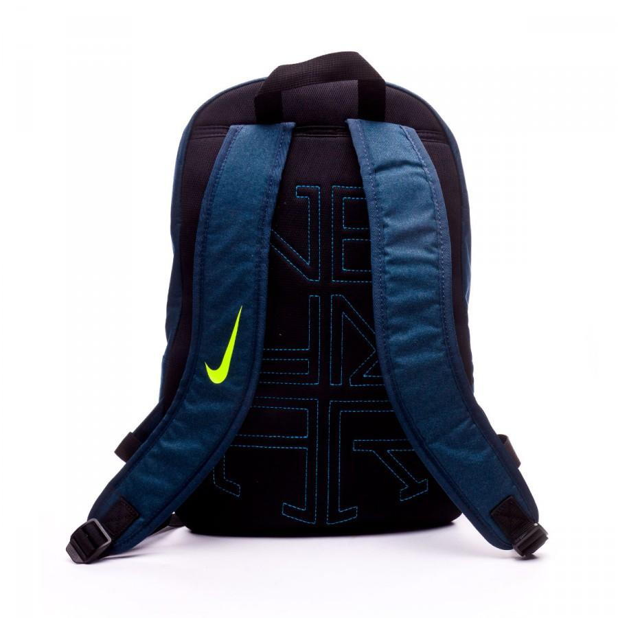 Bag Nike Jr Neymar Jr Armory Navy-Black-Volt - Soloporteros es ahora ... acd6ecafa4abb