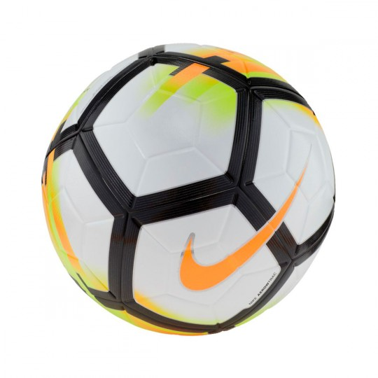 Balón  Nike Ordem V White-Laser orange-Black