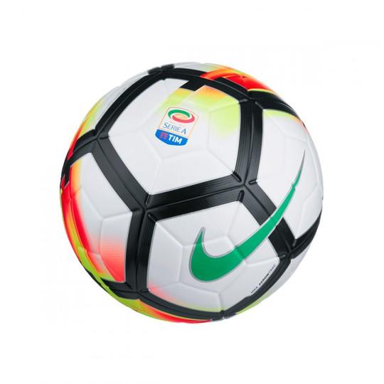 Balón  Nike Ordem V Serie A 2017-2018 White-Red-Pro green-Green