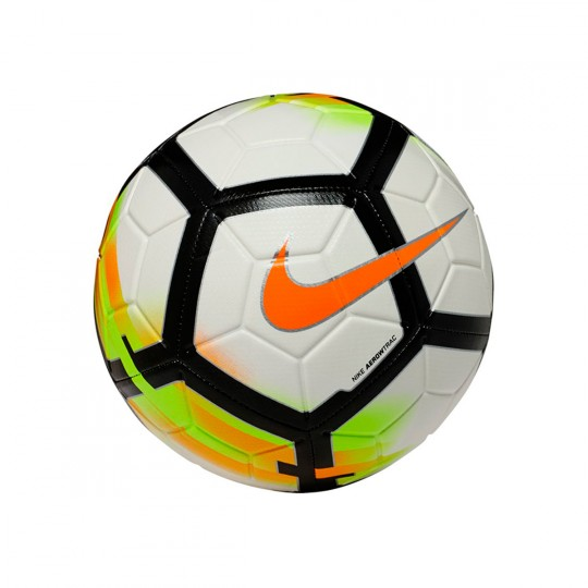 Balón  Nike Strike White-Laser orange-Black