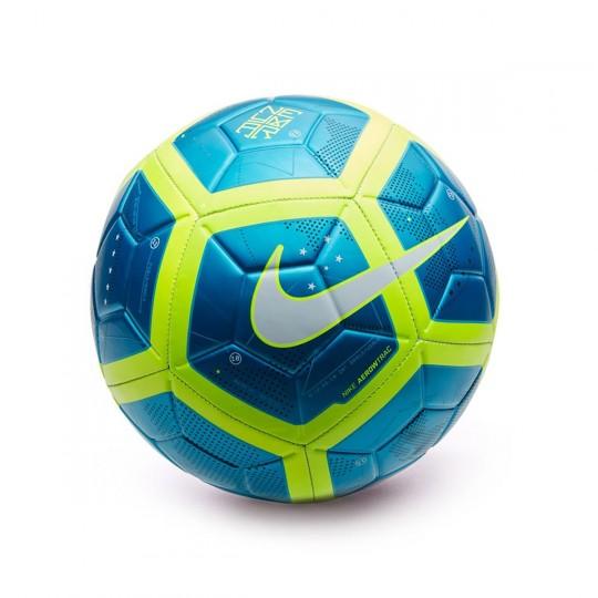 Bola de Futebol  Nike Strike Neymar Blue orbit-Volt-White